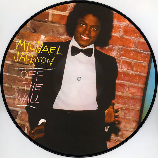 Michael Jackson - Off The Wall LP Picture Disc