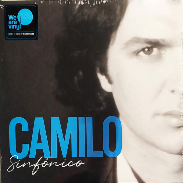 Camilo Sesto - Camilo Sinfónico 2LPs