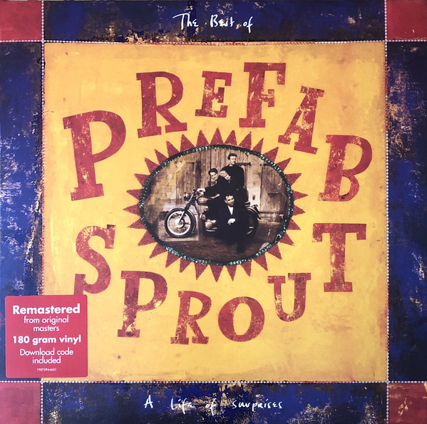 Prefab Sprout - The Best Of Prefab Sprout: A Life Of Surprises 2LPs