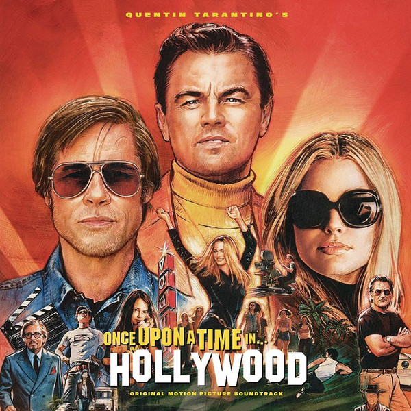 Varios - Once Upon A Time In Hollywood (Original Motion Picture Soundtrack) 2LPs