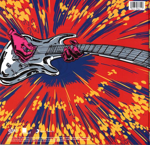 Joe Satriani - Surfing With The Alien 2LPs