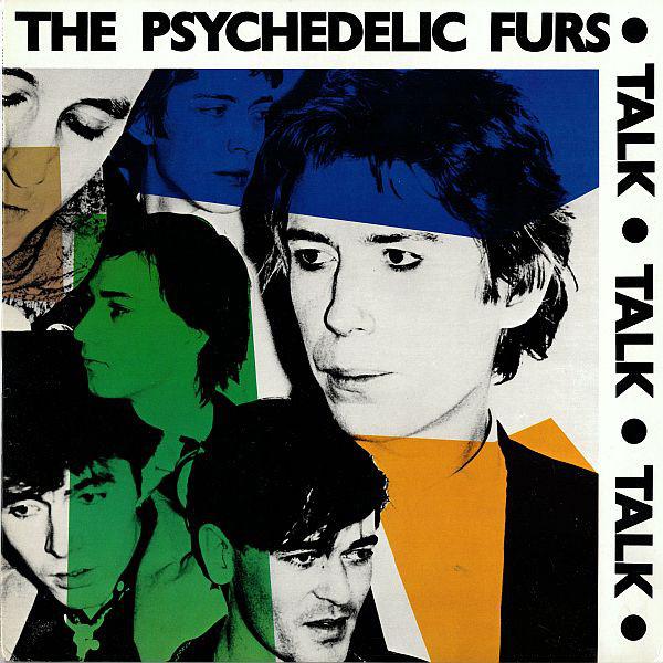 The Psychedelic Furs - Talk Talk Talk LP