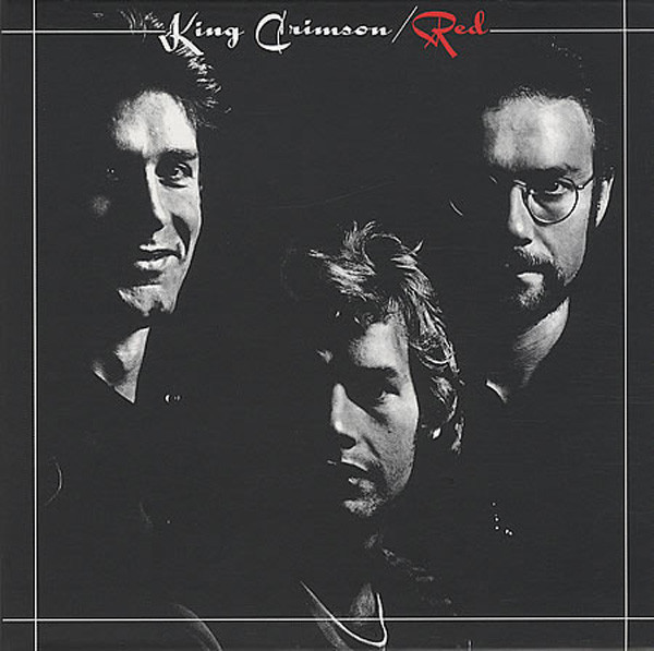 King Crimson - Red LP