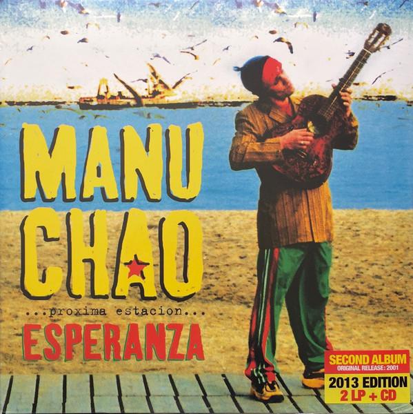 Manu Chao - ...Próxima Estación... Esperanza 2LPs+CD