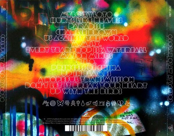 Coldplay – Mylo Xyloto CD