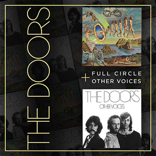The Doors - Full Circle + Other Voices 2CDs