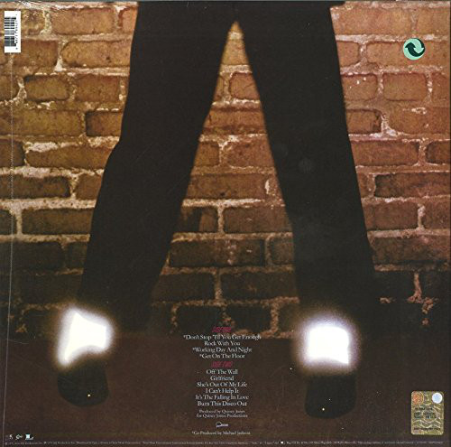 Michael Jackson - Off The Wall LP