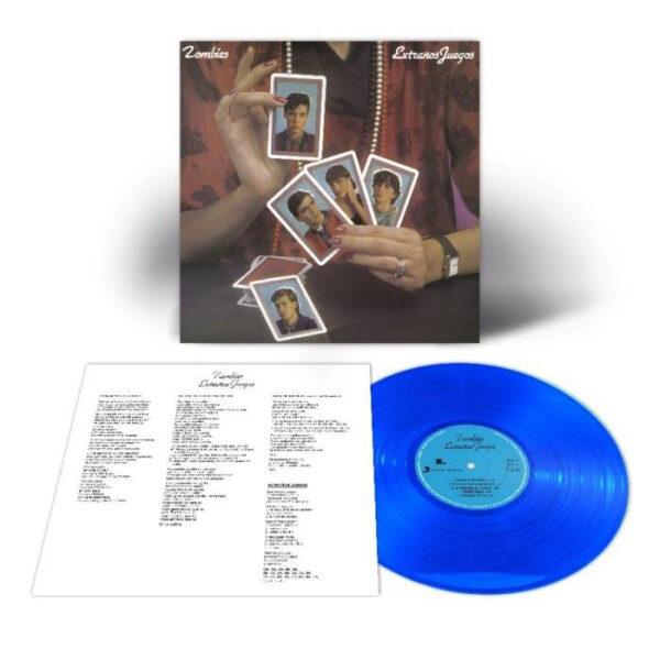 Zombies - Extraños Juegos LP Azul