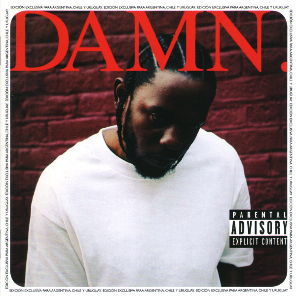 Kendrick Lamar - Damn CD