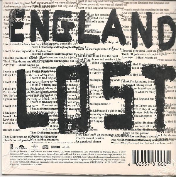 Mick Jagger - Gotta Get A Grip / England Lost CD