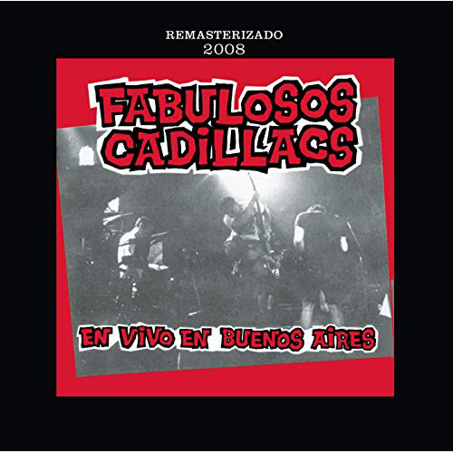 Los Fabulosos Cadillacs - En Vivo En Buenos Aires CD