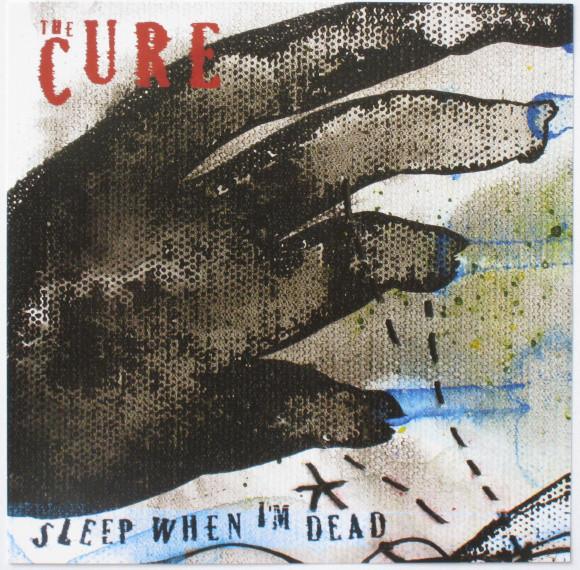 The Cure - Sleep When I'm Dead CD