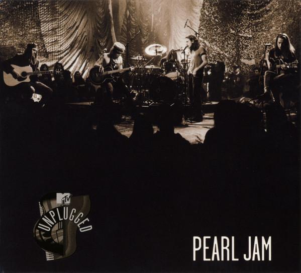Pearl Jam - MTV Unplugged CD