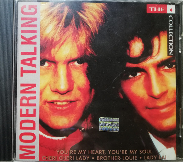 Modern Talking - The ★ Collection CD