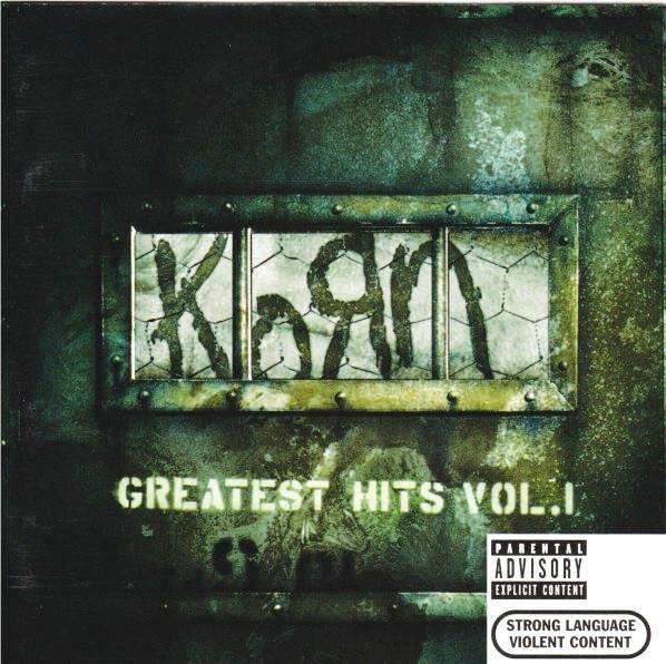 Korn - Greatest Hits Vol. 1 CD