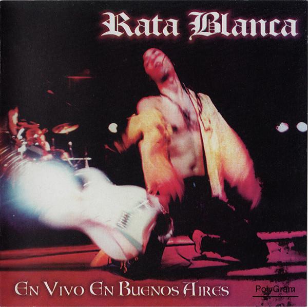 Rata Blanca - En Vivo En Buenos Aires CD