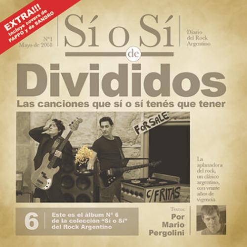 Divididos - Sí O Sí CD