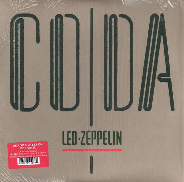 Led Zeppelin - Coda 2LPs