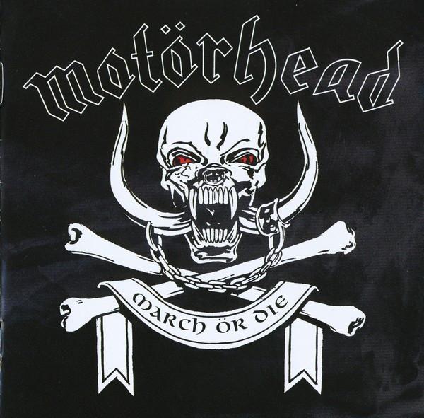 Motörhead - March Ör Die CD