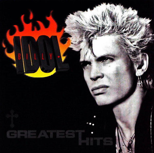 Billy Idol - Greatest Hits CD