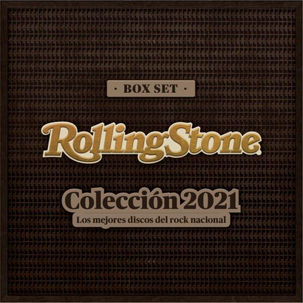 Calendario Rolling Stone 2021 Discos Argentinos