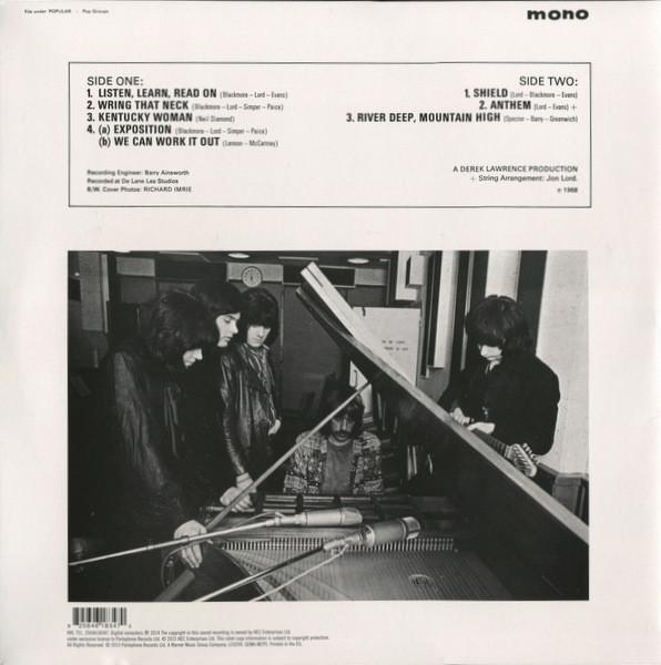 Deep Purple - The Book Of Taliesyn LP