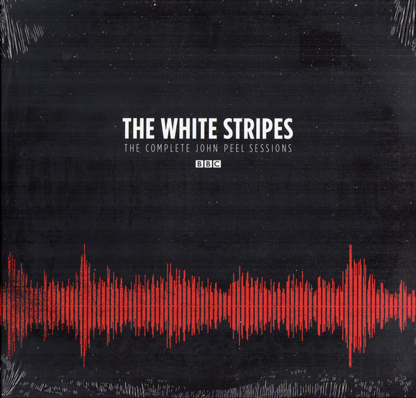 The White Stripes - The Complete John Peel Sessions 2LPs