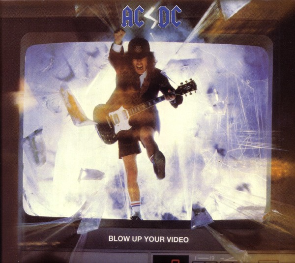 AC/DC - Blow Up Your Video CD