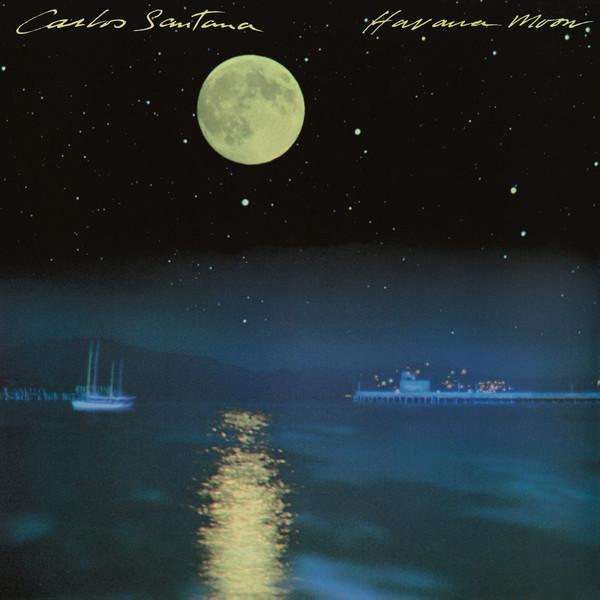 Carlos Santana – Havana Moon LP