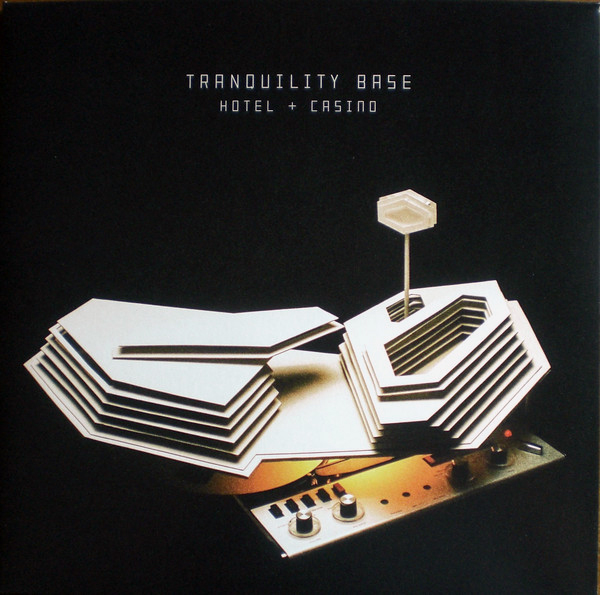 Arctic Monkeys - Tranquility Base Hotel + Casino LP