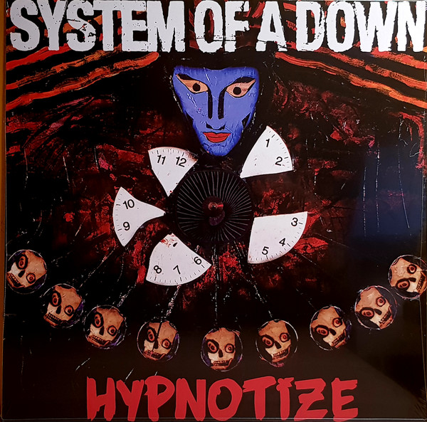 System Of A Down – Hypnotize LP