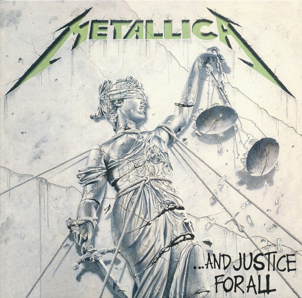 Metallica – ...And Justice For All CD