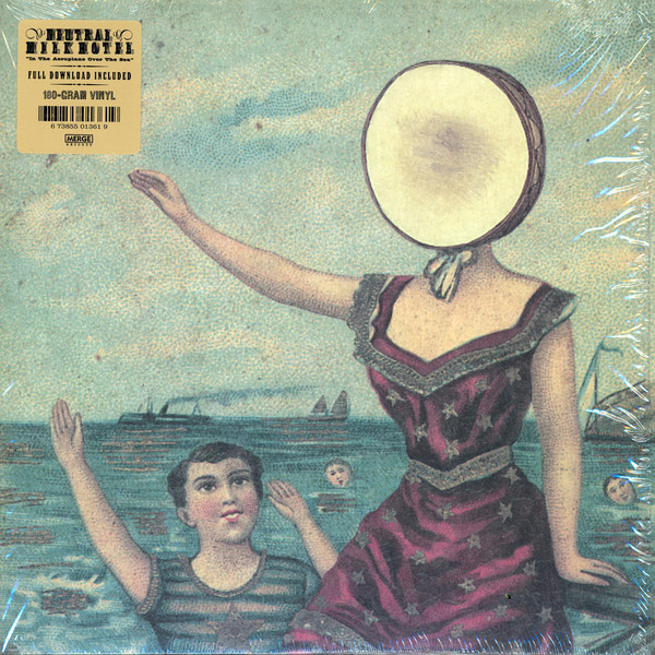 Neutral Milk Hotel - In The Aeroplane Over The Sea LP
