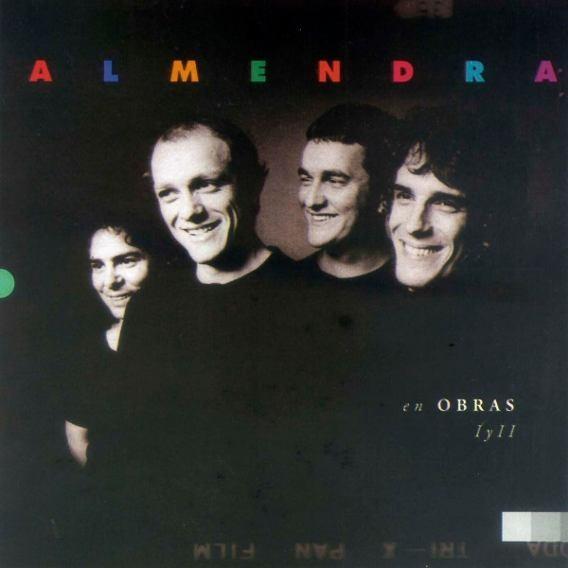 Almendra - Almendra En Obras 1y2 CD