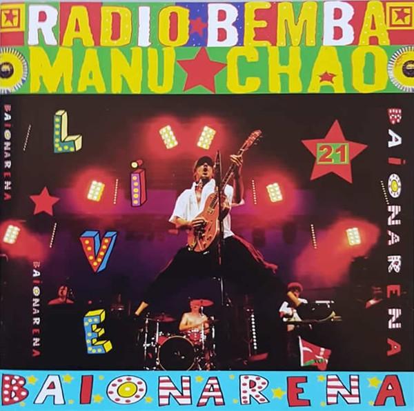 Manu Chao – Live Baionarena 2 CDS
