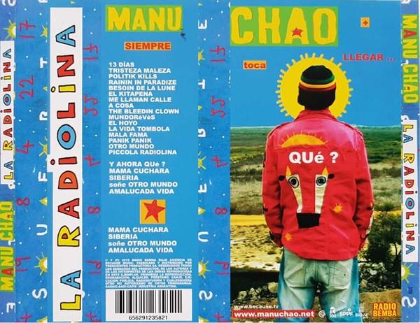 Manu Chao – La Radiolina CD