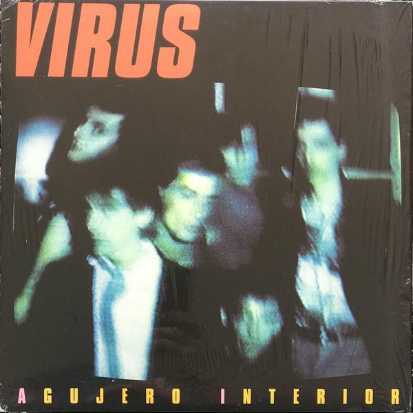 Virus - Agujero Interior LP