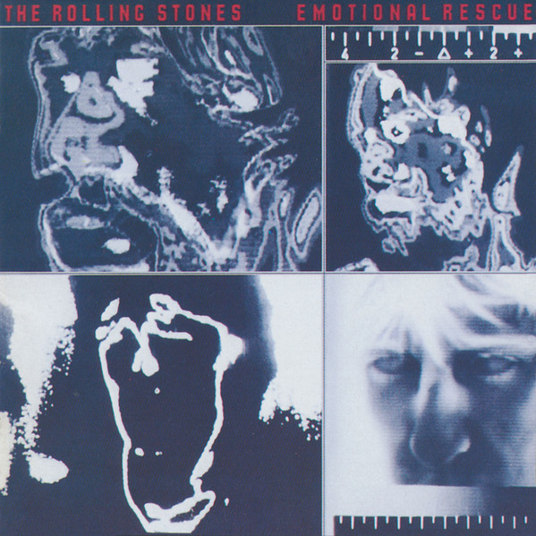 The Rolling Stones - Emotional Rescue CD