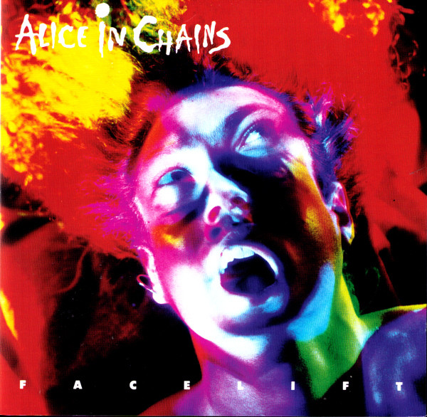 Alice In Chains - Facelift CD