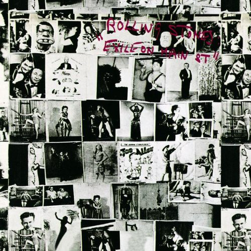 The Rolling Stones - Exile On Main St CD
