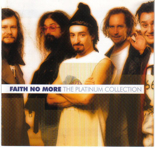 Faith No More - The Platinum Collection CD