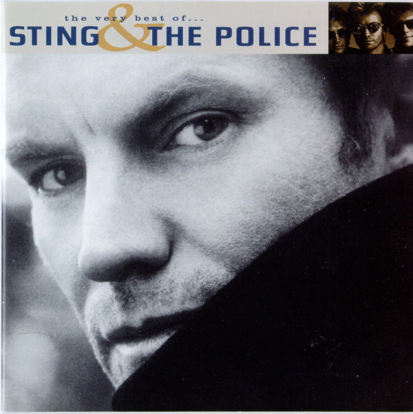 Sting & The Police - The Very Best Of... Sting & The Police CD