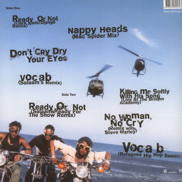 Fugees (Refugee Camp) - Bootleg Versions LP