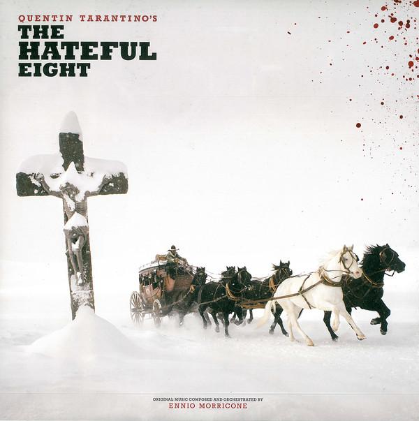 Ennio Morricone / Quentin Tarantino - Quentin Tarantino's The Hateful Eight 2LPs
