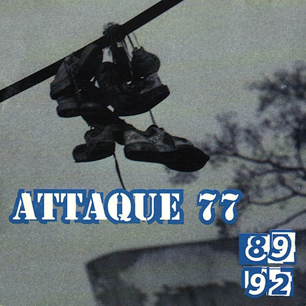 Attaque 77 – 89/92 CD