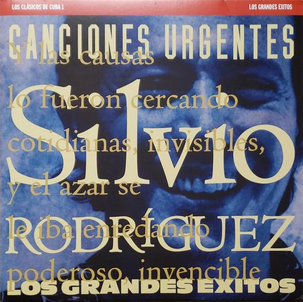 Silvio Rodríguez - Los Clásicos De Cuba 1 - Los Grandes Éxitos LP