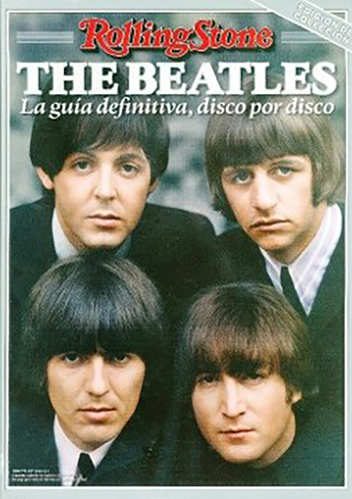 Revista The Beatles - Rolling Stone