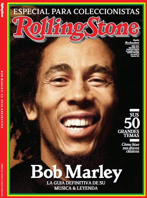 Revista Bob Marley (Rolling Stone)