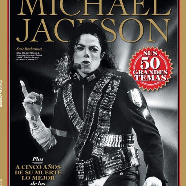 Revista Michael Jackson (Rolling Stone)
