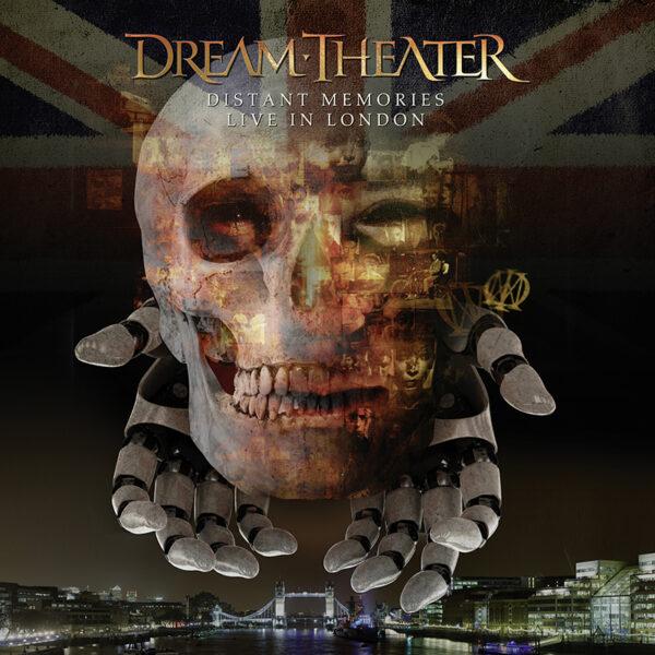 Dream Theater - Distant Memories - Live In London BOXSET